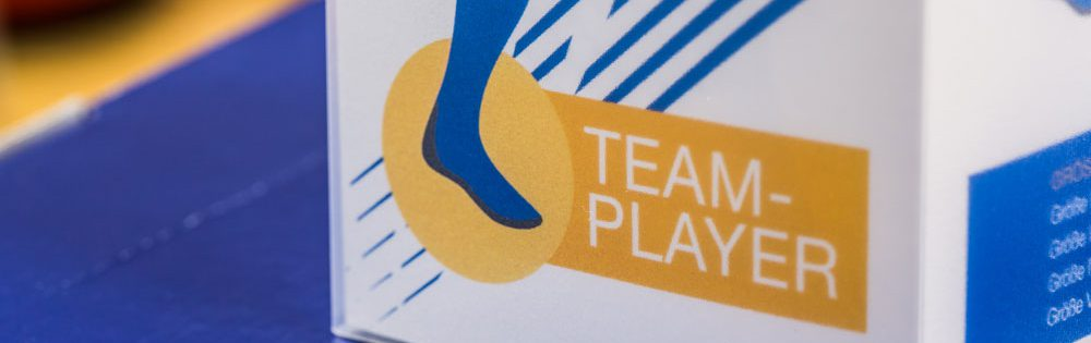 Teamplayer bei Ortho-Nova